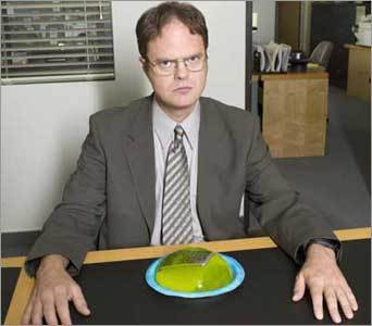 The Office's Dwight Schrute