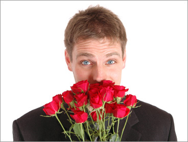 'If you stood in front of a mirror and held up 11 roses, you would see 12 of the most beautiful things in the world.'