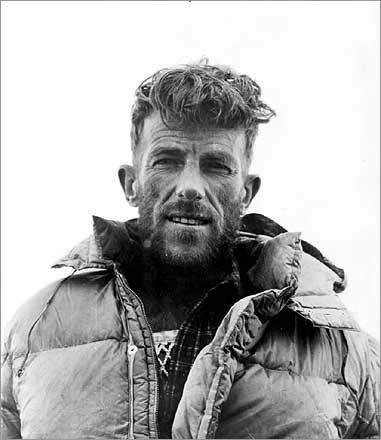 Sir Edmund Hillary January 10 The New Zealand beekeeper became the first