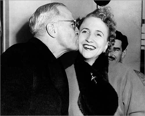 Margaret Truman Daniel January 29 Daniel, the only child of President Harry Truman (left) and his wife, Bess, forged careers as a concert singer, actress, high-profile wife and mother, and prolific biographer and mystery novelist. After setting off several firestorms when in the White House, she said later that for seven years her goal was to behave so she wouldn't 'wind up with a bad headline.' Archive 1/30/08 President's daughter, author dies at 83