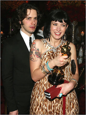 Diablo Cody and Edgar Wright