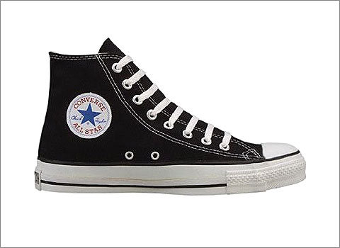 Converse celebrates a century of shoes