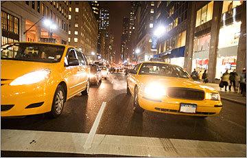Take a cab