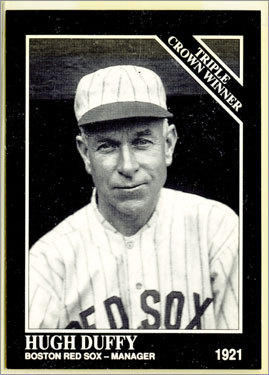 30. Hugh Duffy 1921-22 308 games Finished 5th, 8th A Hall of Fame player, Duffy was in the wrong place at the wrong time, falling victim to owner Henry Frazee's tempestuous post-Babe Ruth days with a watered-down roster.