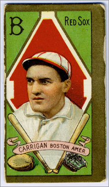 3. Bill Carrigan 1913-1916; '27-29 1,003 games Finished *4th, 2d, 1st, 1st, 8th, 8th, 8th With back-to-back World Series titles (when he nurtured The Babe), Carrigan's ranking might have been higher but for his horrible comeback in the late '20s when he managed some of the worst teams in Sox history.