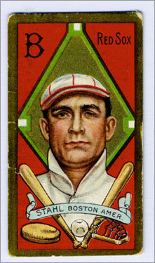 5. Jake Stahl 1912-13 235 games Finished 1st,*4th Stahl didn't manage very long, but the 1912 Sox won a team-record 105 games, and the talented team was not to be denied thanks to the '$30,000 muff' by Giants outfielder Fred Snodgrass in the World Series.