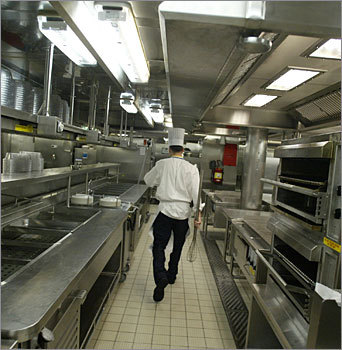 Cook or sous chef