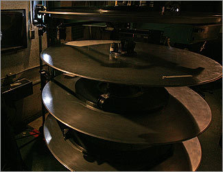 Motion picture projectionists