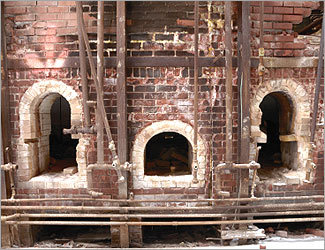 Refractory materials repairers, except brickmasons