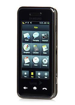 Samsung Instinct