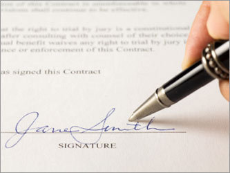 Know the terms of the contract
