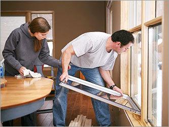 Installing windows and doors