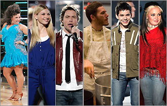 Reality TV stars