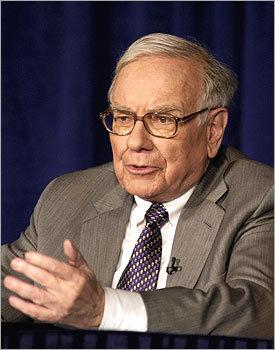 Warren E. Buffett, Berkshire Hathaway