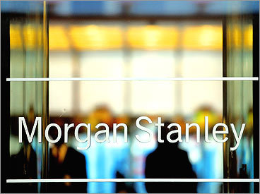 Richard Berner and David Greenlaw, Morgan Stanley
