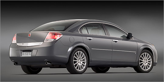 The Saturn Aura is more proof that good things can happen when GM throws its resources into a brand.