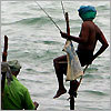 The stilt fishermen