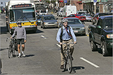 Tips for bicycle commuters