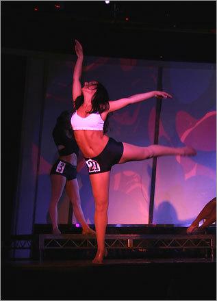 dance finals