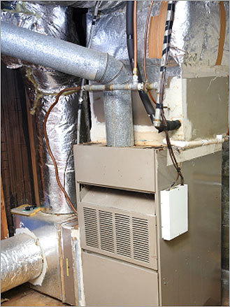 Frequent tune-ups Well-maintained heating systems run more efficiently and waste less energy .