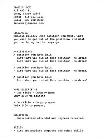 resume type decoder boston