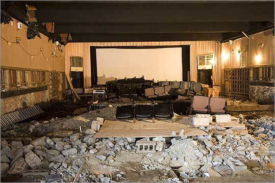 Schmidt is on the board of a foundation raising money to restore the historic Dreamland Theater.