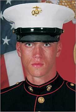 Daniel McGuire died Aug. 14 in Fallujah, Iraq