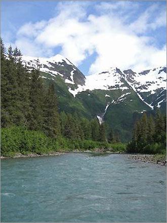 discover south-central alaska