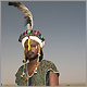 Member of the nomadic blues musicians Etran Finatawa