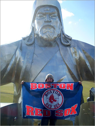 your red sox travel photos