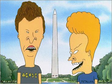 'The Beavis and Butt-head Show'