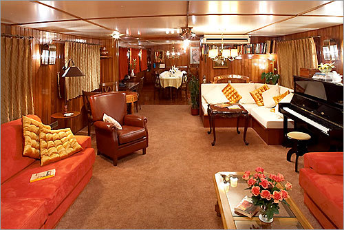 luxury barges