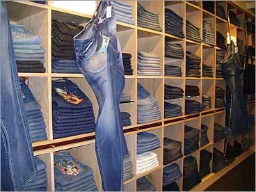 Riccardi's jeans