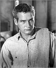 Paul Newman in 'Cool Hand Luke' in 1968.