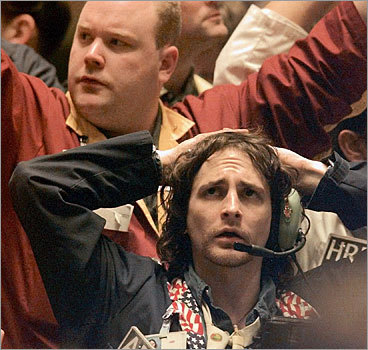 The Dow's biggest point losses