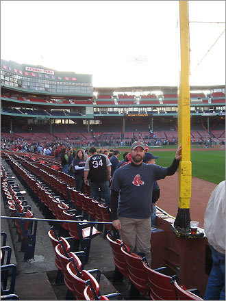 your red sox game photos