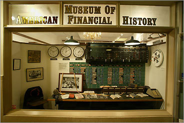 Museum of American Financial History