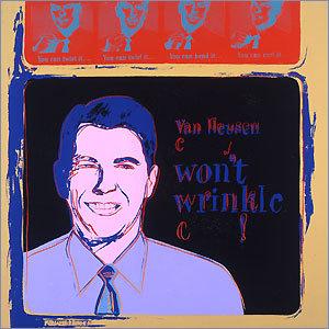 Van Heusen (Ronald Reagan), 1985