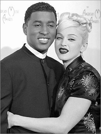 Babyface, Madonna