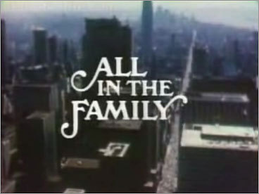 'All in the Family'