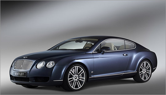 Keep your kids out of the Bentley. Even if they are well-behaved, they'll get the beautiful wood-veneered interior full of fingerprints.