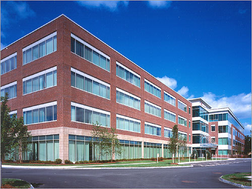 Sepracor headquarters in Marlborough