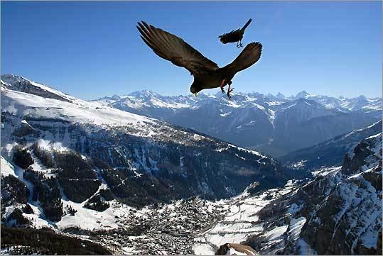 Switzerland's Gemmi Pass