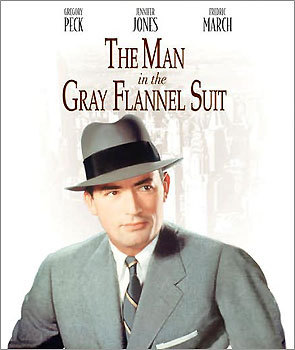 'The Man in the Gray Flannel Suit'