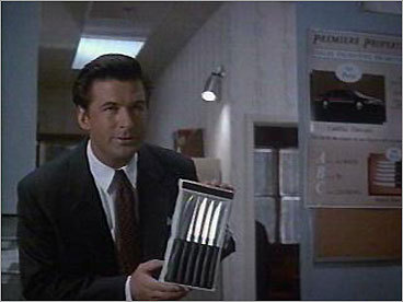 Alec Baldwin in 'Glengarry Glen Ross'