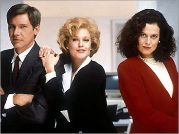 'Working Girl' cast