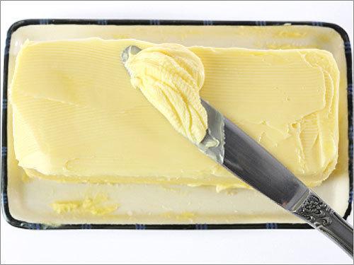 Clear Butter Mill Gadget