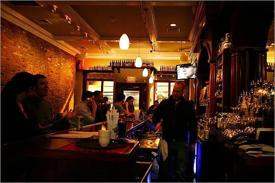 . . . You want classic cocktails Try Deep Ellum With more than 25 classic cocktails on the menu, you're not likely to go home thirsty. Owner and bar manager Max Toste says the drink menu — featuring twists on old favorites — is always changing. Choose from eight variations on a Manhattan or sample the bar's most popular cocktail, the Tommy Noble — it's a blend of gin, Pimm's Cup, lemon juice, and bitters. 477 Cambridge St., Allston. 617-787-2337, deepellum-boston.com
