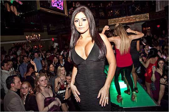 . . . You want to party like a reality TV star Try The Estate The Estate has been a source of entertainment for many a celeb, from Paris Hilton to Lindsay Lohan, and more recently, reality star J-Woww (left). If you give management a few weeks notice, you and 15 of your closest friends can get VIP treatment in the Shag Room, complete with a personal server and bottle service. One Boylston Place, Boston. 617-351-7000, theestateboston.com