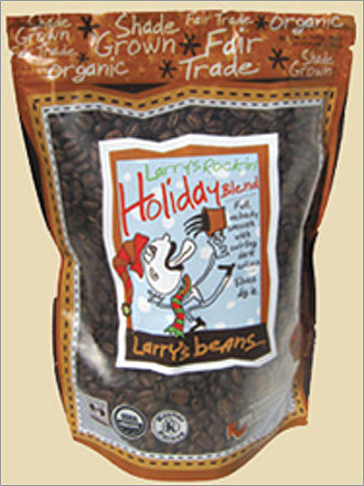 Fair Trade Holiday blend